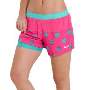 Nike Icon Polka Dot Training Shorts - M